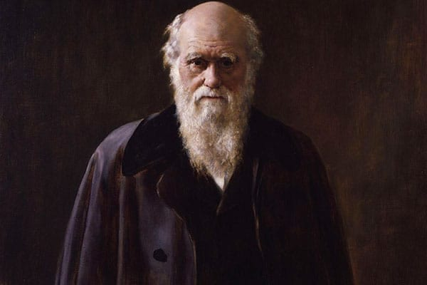 Charles Darwin - psychology of smiling