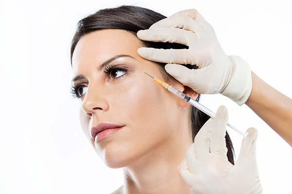dermal fillers for a ageing face