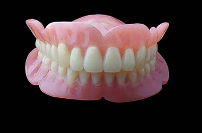 Denture Clinic services - immediate dentures