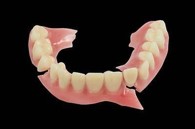 Denture Clinic services - same day repairs