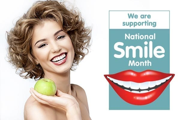 supporting National Smile Month 2016