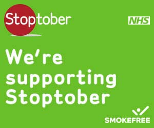 we are supporting Stoptober