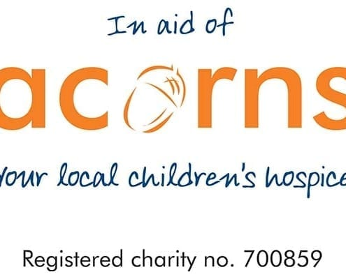 Acorns charity day