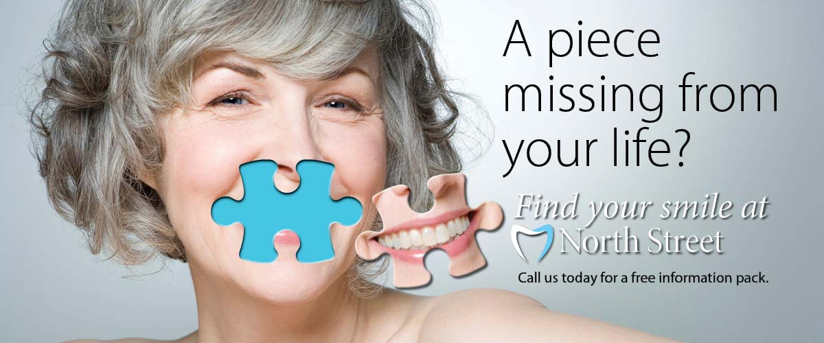 a piece missing from your life?